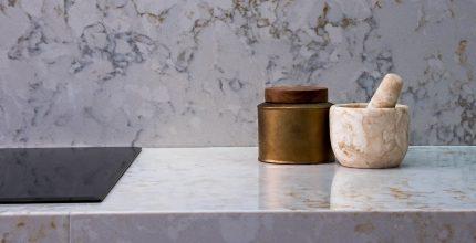 Saiba como preservar a mármore da sua cozinha