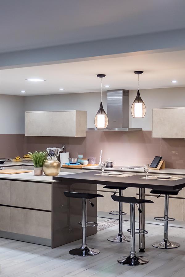 Cozinha em Alvic Luxe