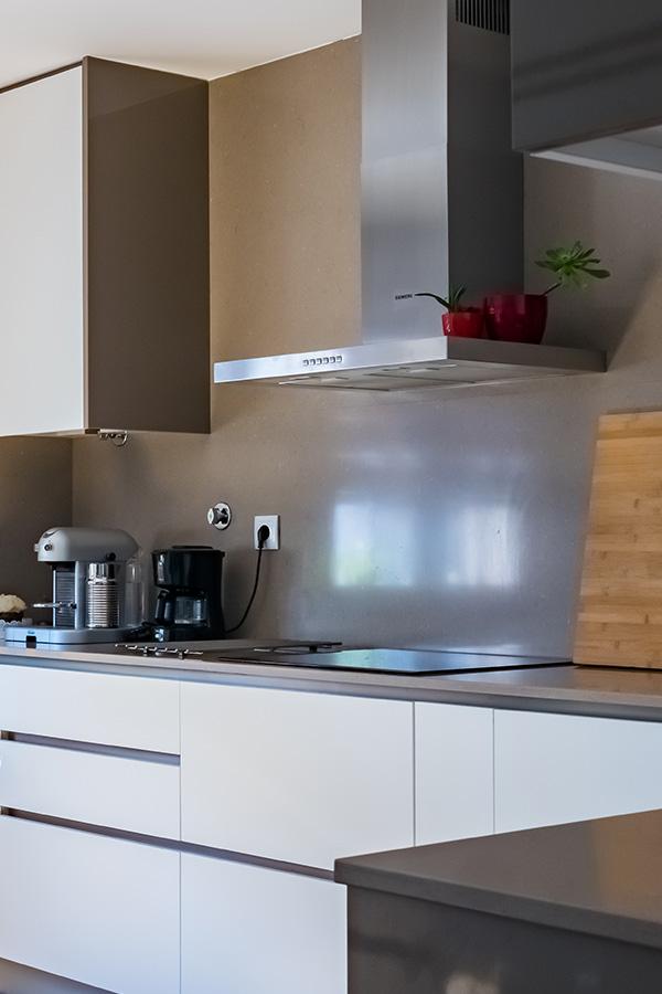 Cozinha em Termolaminado Polyrey